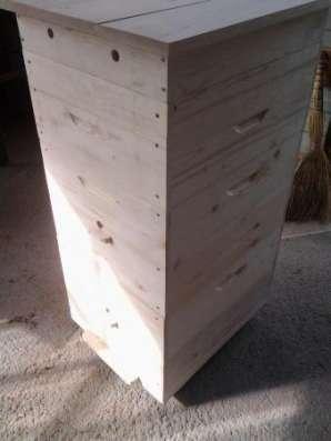Новые улья для пчел из сибирской древесины в г. Минеральные Воды Фото 3