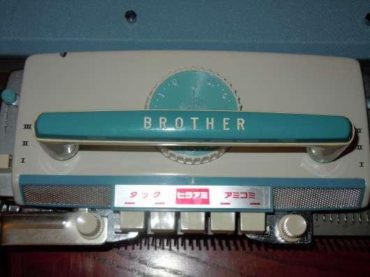 Вязальная машина 5 класса Brother KH-585