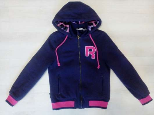 Толстовка-куртка reebok в Ангарске Фото 1