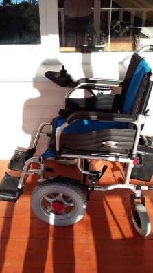 Электроколяска для инвалидов