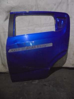 Дверь на Шевроле Авео Т300