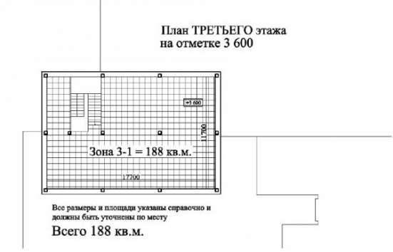 Торговое помещение 188 кв.м