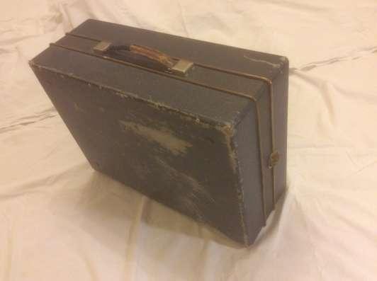 Ящик старинный от патефона в Москве Фото 2