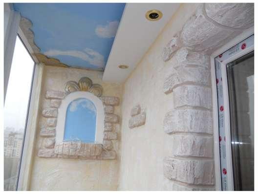 Натяжные потолки в Иркутске Фото 3
