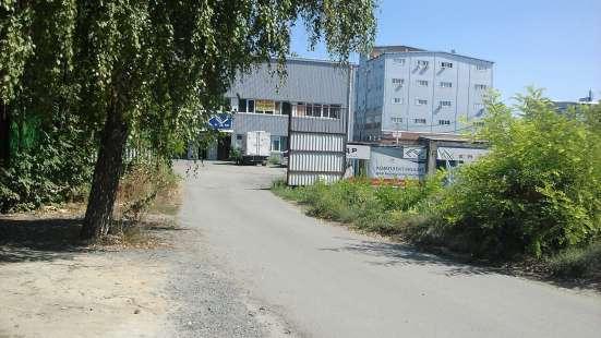 Коммерческое производственное помещение(склады.производство)