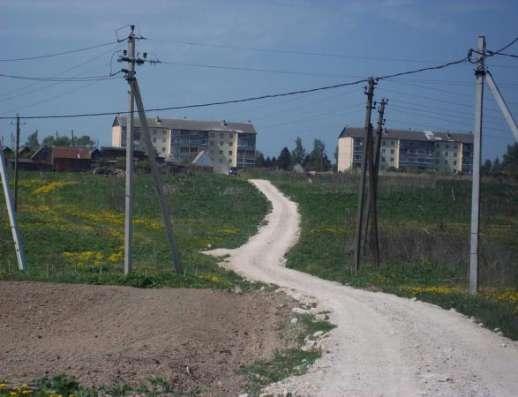 Продается земельный участок 12,5 соток (под ЛПХ)в деревне Тропарево, Можайский район, 110 км от МКАД по Минскому шоссе. Фото 2
