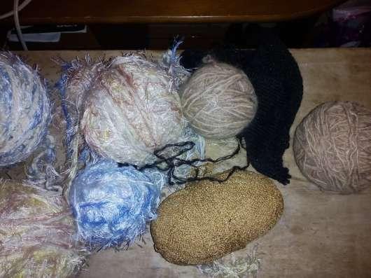 Нитки для вязание