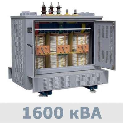 Трансформатор ТСЗ 1600/6/0.4
