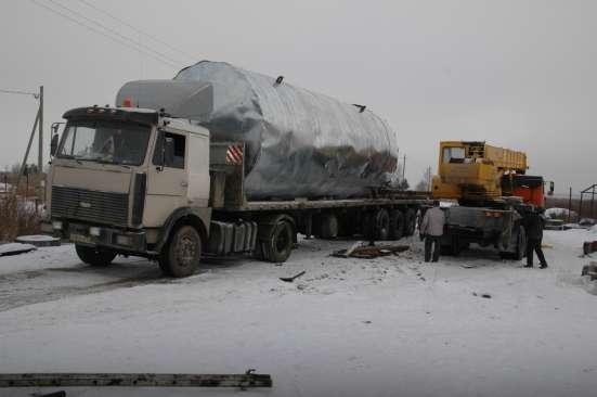 Горизонтальный септик в Челябинске Фото 2