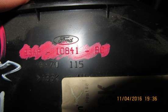 Панель приборов Ford Focus 2 дорестайлинг красная подсветка в Санкт-Петербурге Фото 1