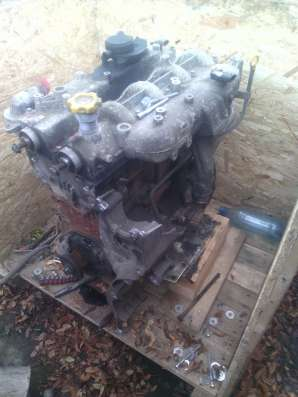 Продам двигатель для ldv