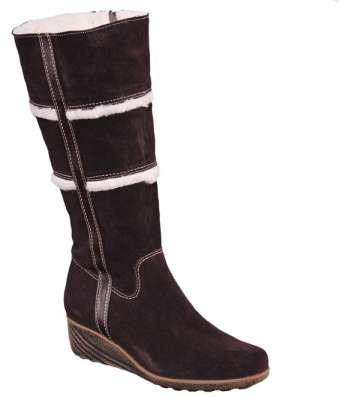 Женские сапожки на большие ножки