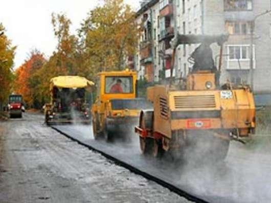 Асфальтирование дорог и дорожные работы в Новосибирске Фото 4