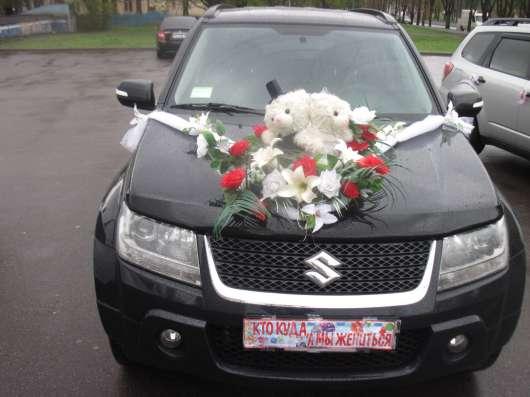 Эксклюзивное Авто на свадьбу 99 грн/час! Украшения на авто!