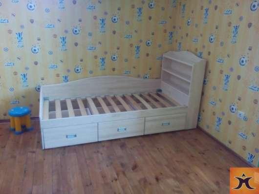 Мебель в спальню на двоих детей