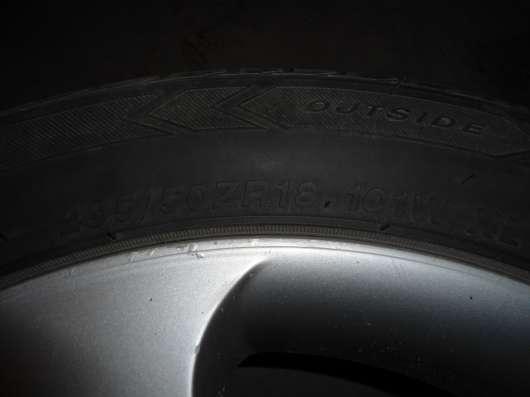 Комплект колес в Новосибирске Фото 1