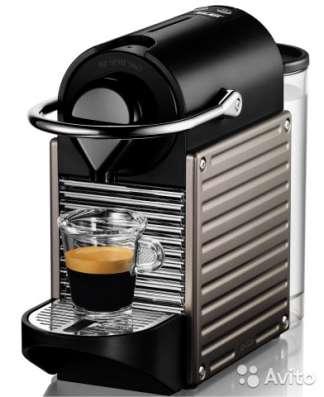 Кофе машина Krups Pixie Nespresso