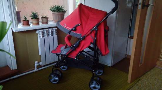 Детская коляска Capella в г. Костанай Фото 2