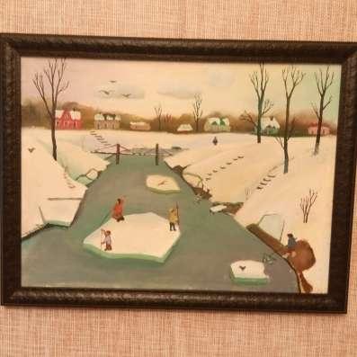 Продается картина русского художника Левитова С