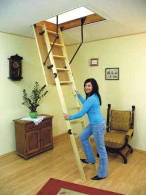 Чердачная лестница OMAN Standard - Бук, Польша OMAN