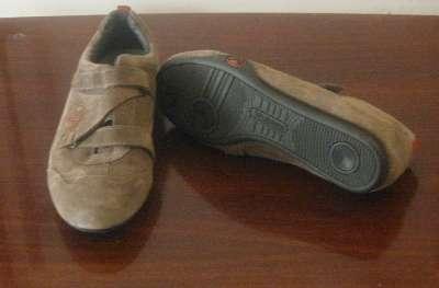 Замшевые туфли bluehaven