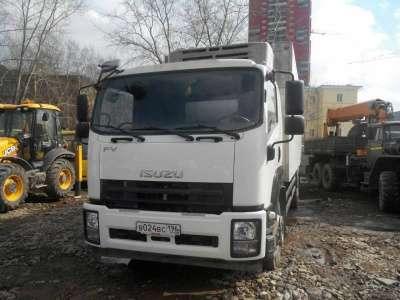 грузовой автомобиль Isuzu FVR34Q в Екатеринбурге Фото 5