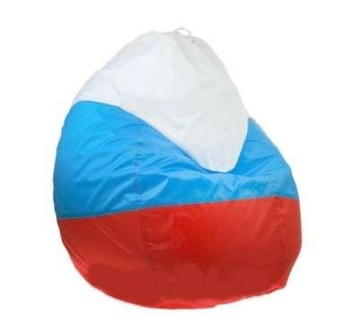 Российский триколор кресло-мешок