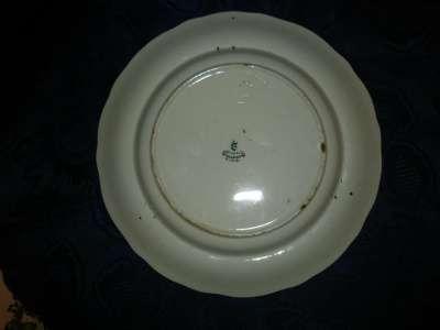Набор старин.тарелок Гарднер,1840