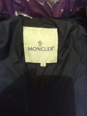 Пуховик Moncler S