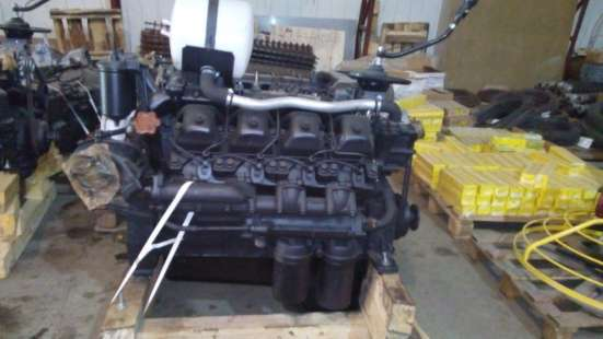 Продам Двигатель КАМАЗ с хранения новый в Москве Фото 3