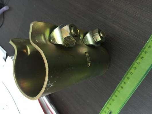 Хомут стыковочный наружный, 48 мм в г. Саров Фото 1