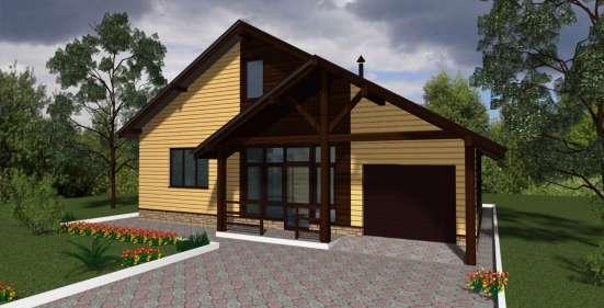 Проекты домов, коттеджей готовые и под заказ в г. Кумертау Фото 2