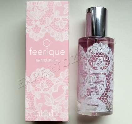 Парфюмерия Faberlic