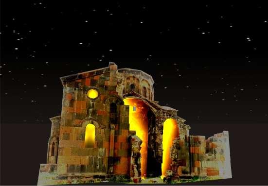 Освещение в г. Ереван Фото 2