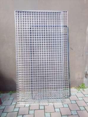 Сетка торговая 4 шт.1000Х2000 Цена 2500 т. р