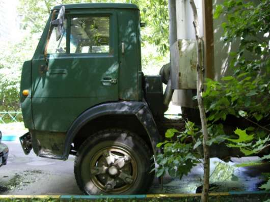 КамАЗ 5320 93г/в. Изотерма 10 т.