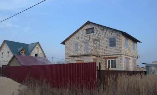Дом в совхозе Боровский