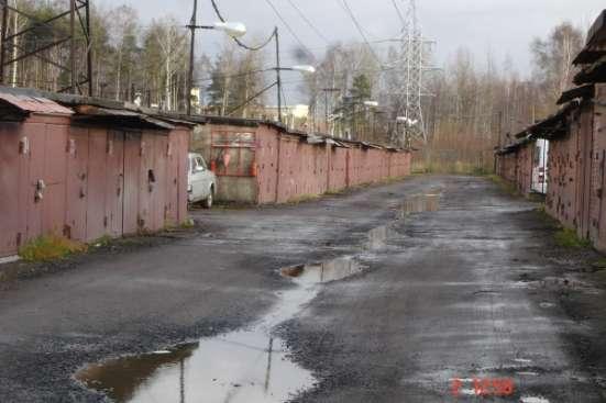 гараж 3х6 рядом с Юбилейным Кварталом в Санкт-Петербурге Фото 1