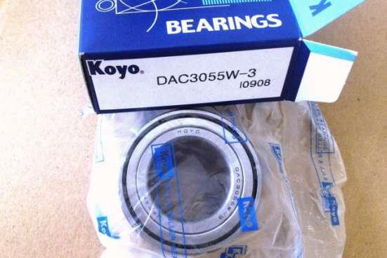 Подшипник ступицы для квадроциклов KOYO DAC3055W