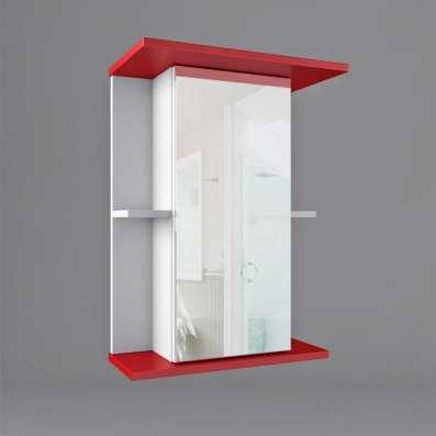 Шкаф-зеркало для ванной комнаты в г. Костанай Фото 2