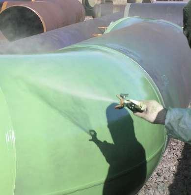 САП Биурс антикоррозийное покрытие отводов