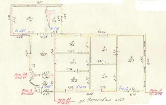 Продам дом и земельный участок в п. Малокулачье в Омске Фото 1