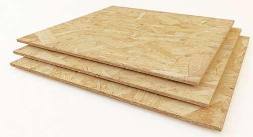ОСБ плита (1, 25х2, 5) OSB-3 различные толщины