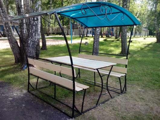 Изготовление ТЕПЛИЦ, ПАРНИКОВ,БЕСЕДОК,садово-парковой мебели