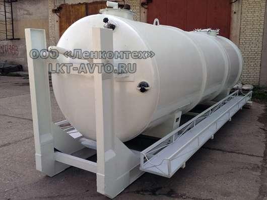 Цистерна вакуумная ЛКТ-10вм,8вм,4вм (мультилифт)