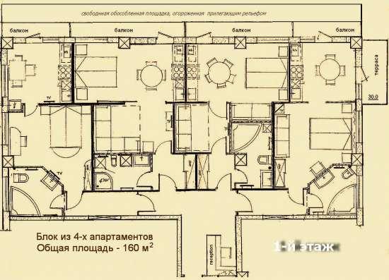 Продаю квартиру в Домбае