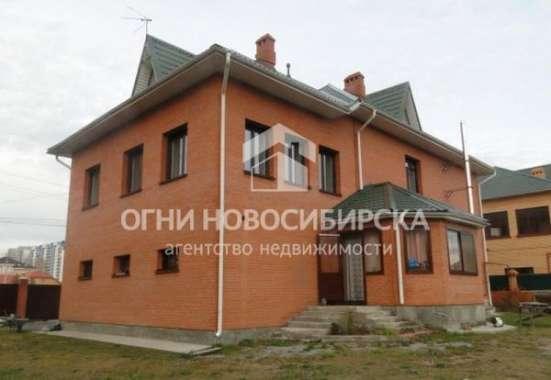 коттедж, Новосибирск, Бирюзовая, 396 кв.м.