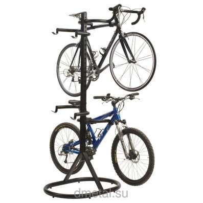 Стойка для велосипеда - 4-х местная