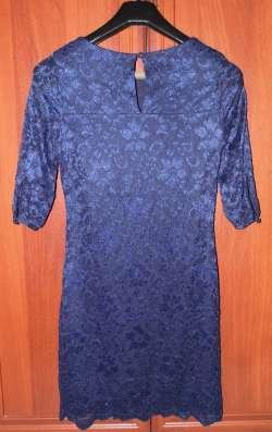 Платье froggy р.42 гипюровое новое с этикеткой, 3/4 рукав в Москве Фото 3