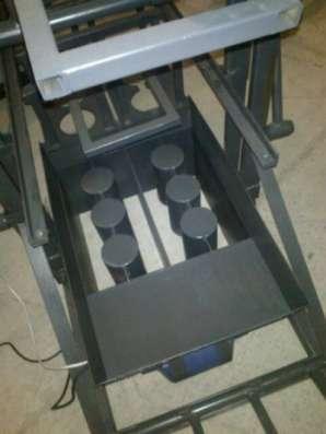 оборудование для производства блоков ВСШ в г. Самара Фото 3